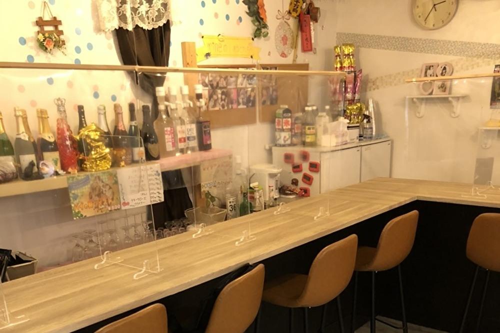 難波・日本橋のcafe&bar mine