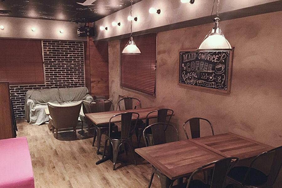 秋葉原のmewstar;cafe