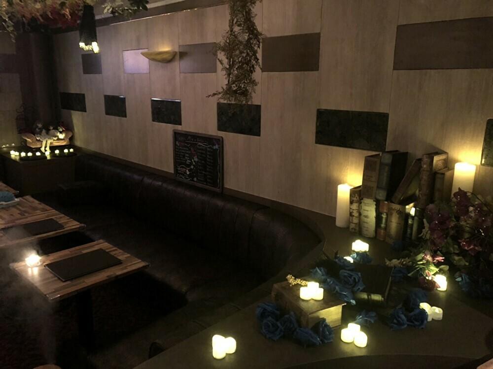 新宿の魔法Diner Magia